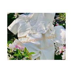 Baptismal suit silk